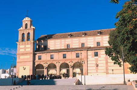 Parroquia, Basílica y Real Santuario de Santa María de la Victoria
