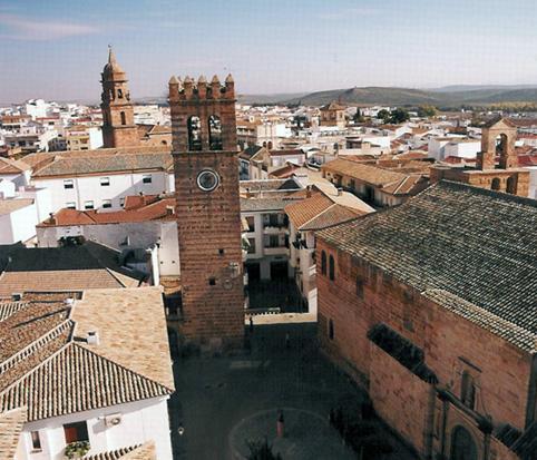 Torre del Reloj de Andújar
