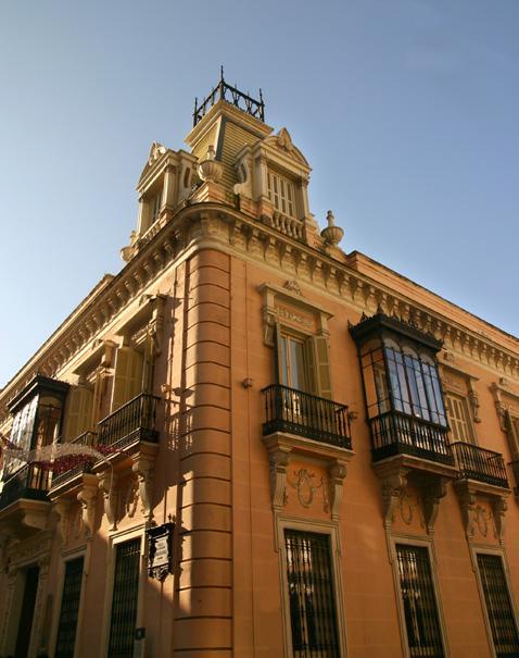 Palacio Mora Claros