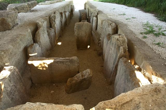Dolmen de Alberite