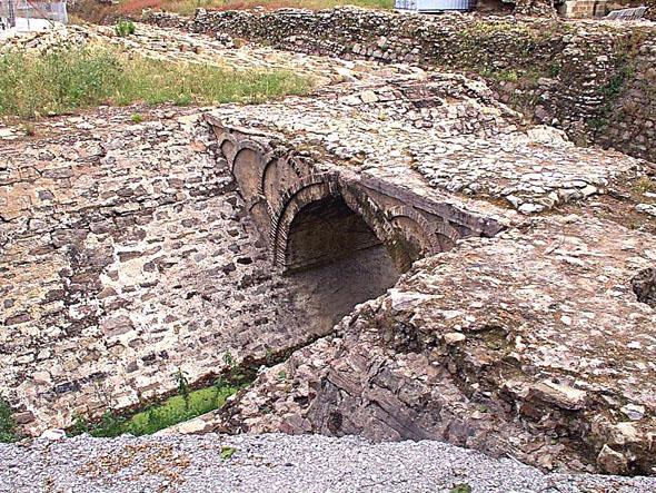 Parque Arqueológico de las Murallas Meriníes