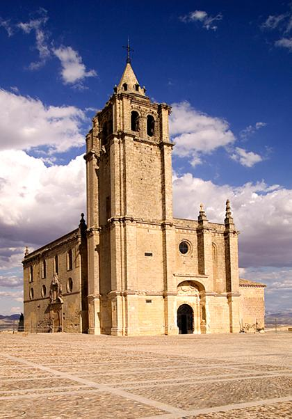 Iglesia Mayor Abacial