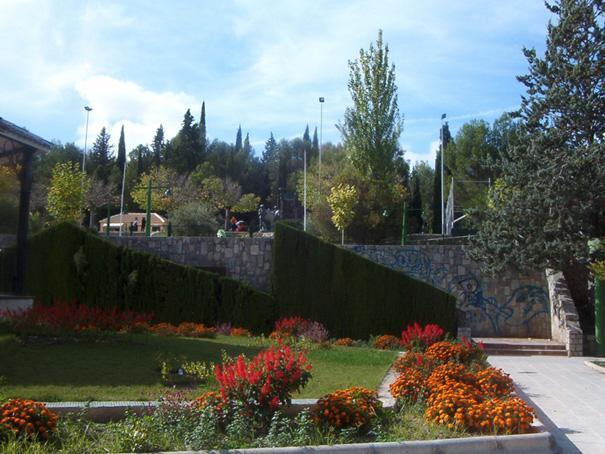 Parque Municipal Manuel Carrasco