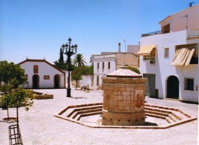 Conjunto arquitectónico: fuente, abrevadero y lavadero municipal