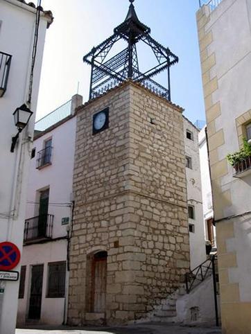 Torre del Reloj de Albánchez de Mágina