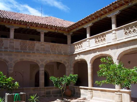 Convento de Santa Clara de la Columna