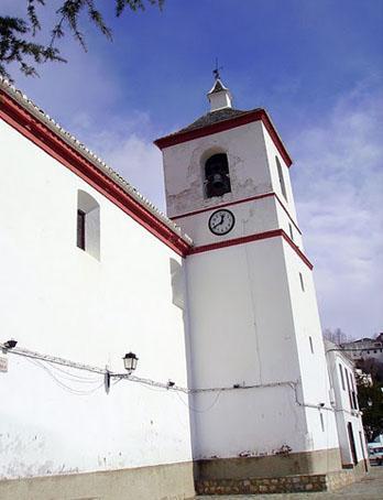 Iglesia Parroquial de San Felipe y Santiago