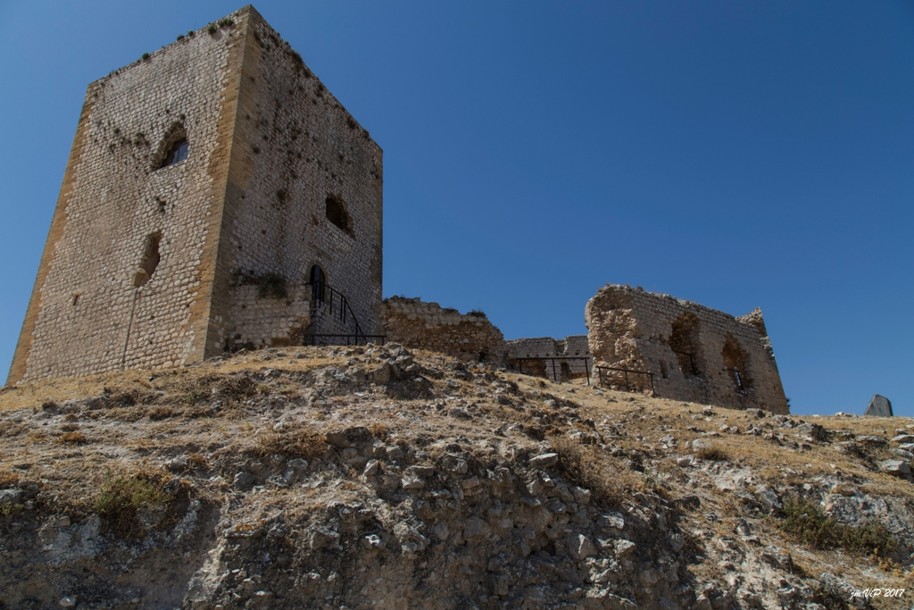 Centro de Interpretación Una Cruzada en el Guadalteba - Castillo de Teba