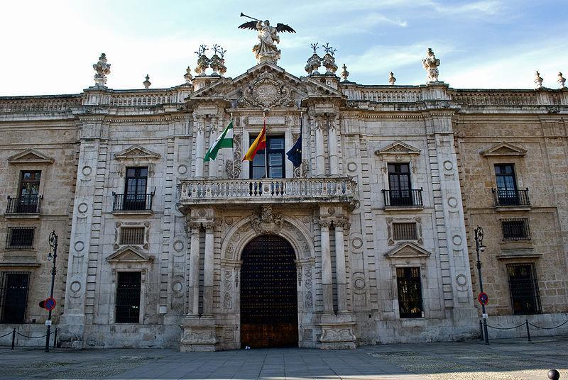 Antigua Real Fábrica de Tabacos - Universidad de Sevilla