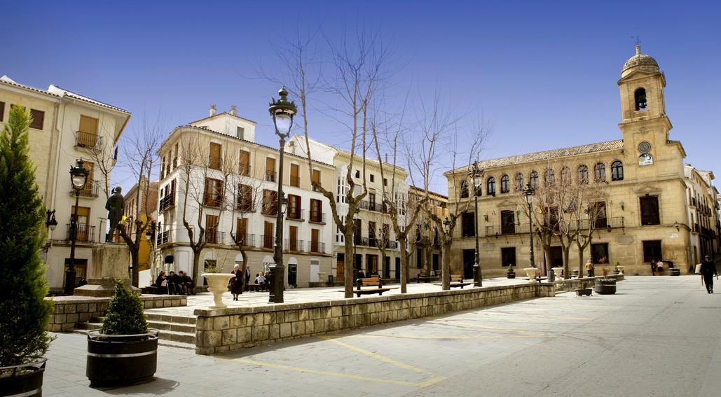 Ayuntamiento de Alcalá la Real
