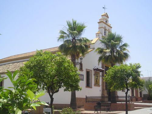 Ermita de San Sebastián-Sevilla
