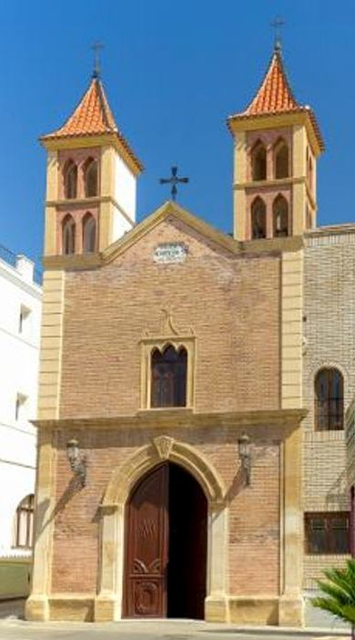 Ermita de la Virgen de Las Angustias (Patrona de Vera) s. XVIII