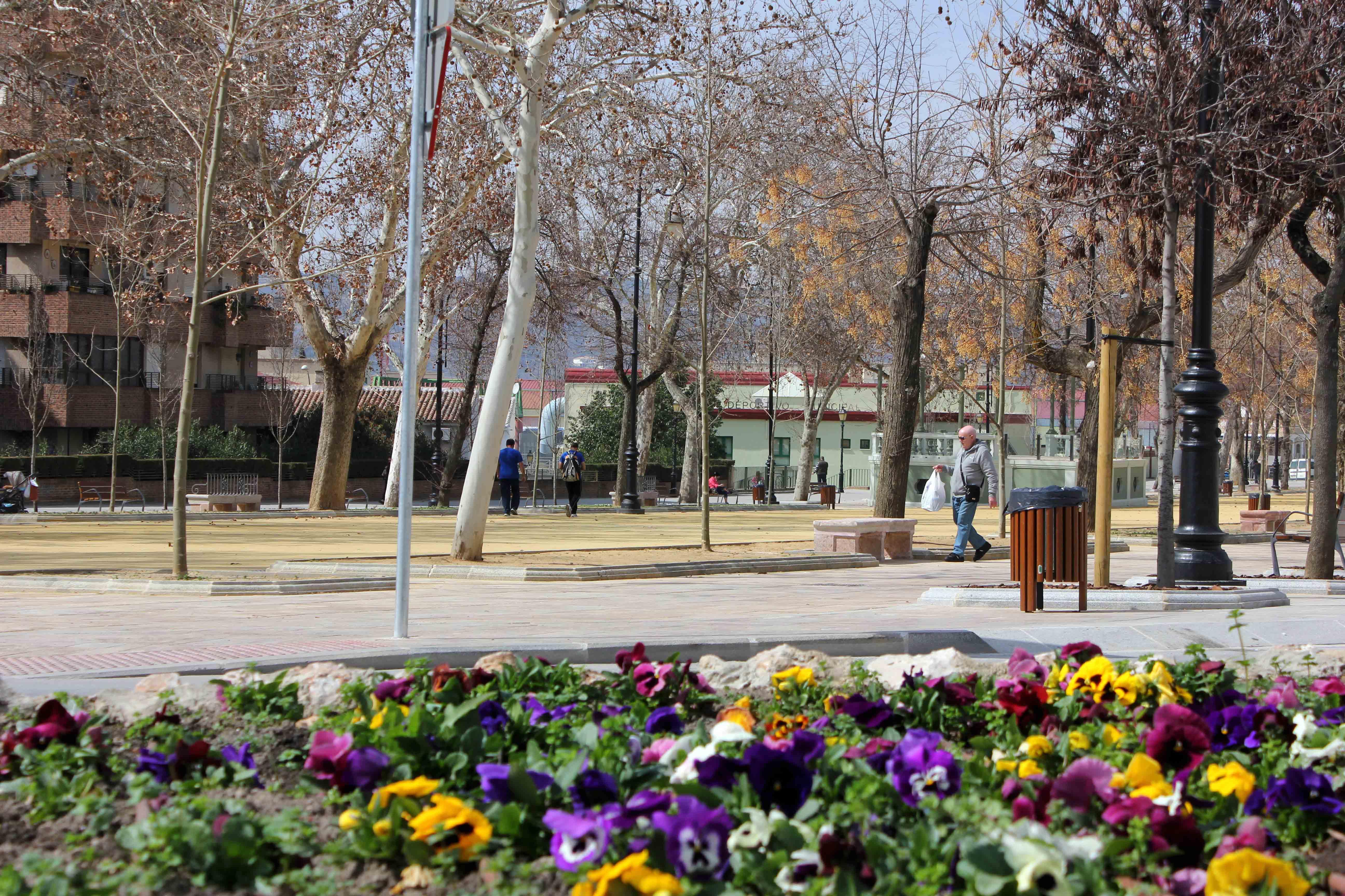 Jardines de la Ciudad Antequera