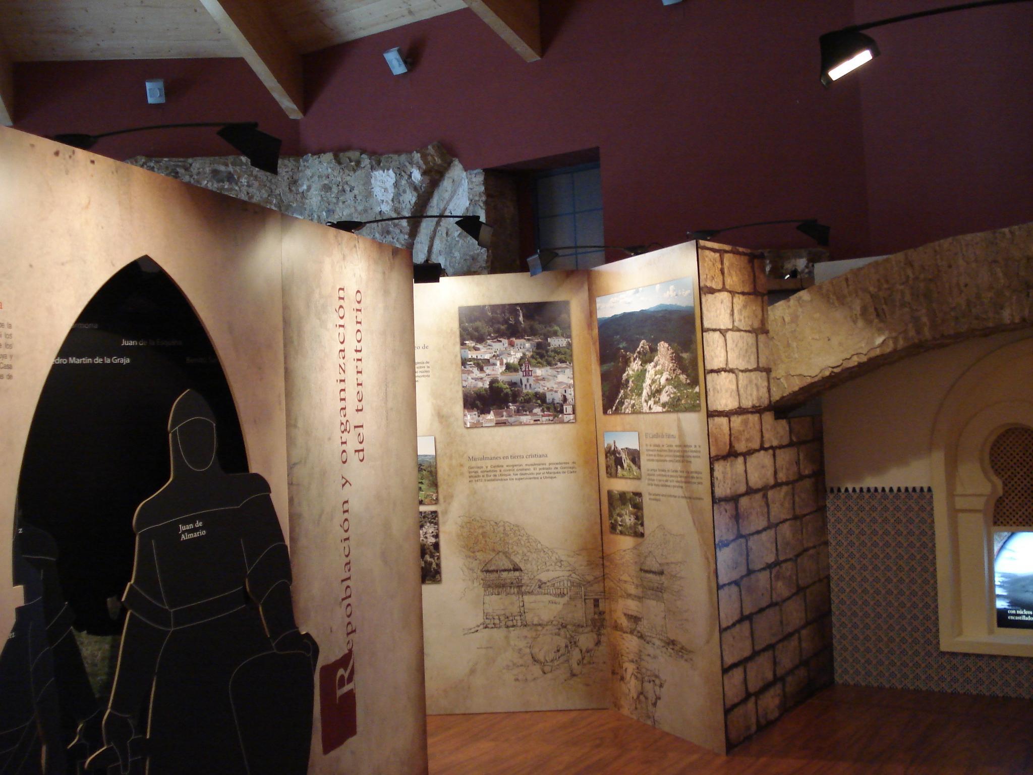 Centro de Interpretación de la Historia de Ubrique - Ermita de San Juan de Letrán