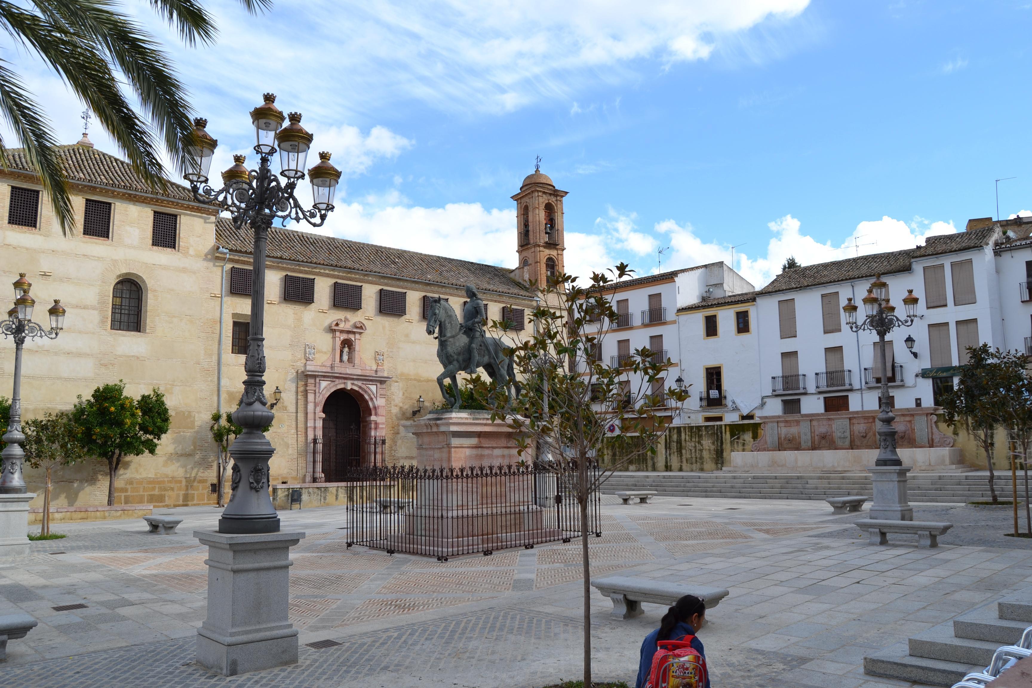 Plaza del Coso Viejo