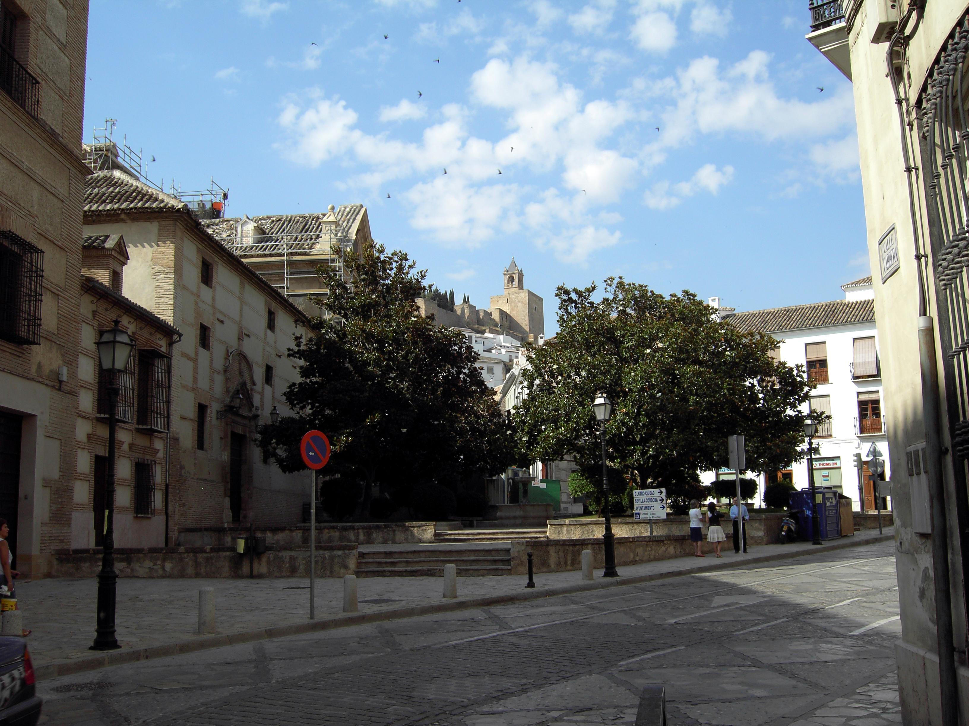 Plaza de las Descalzas