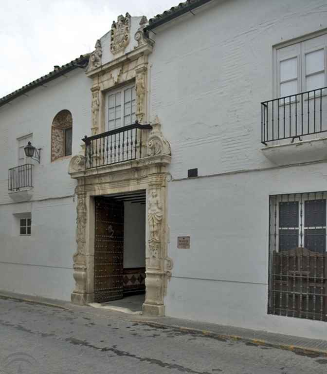 Palacio de Santaella