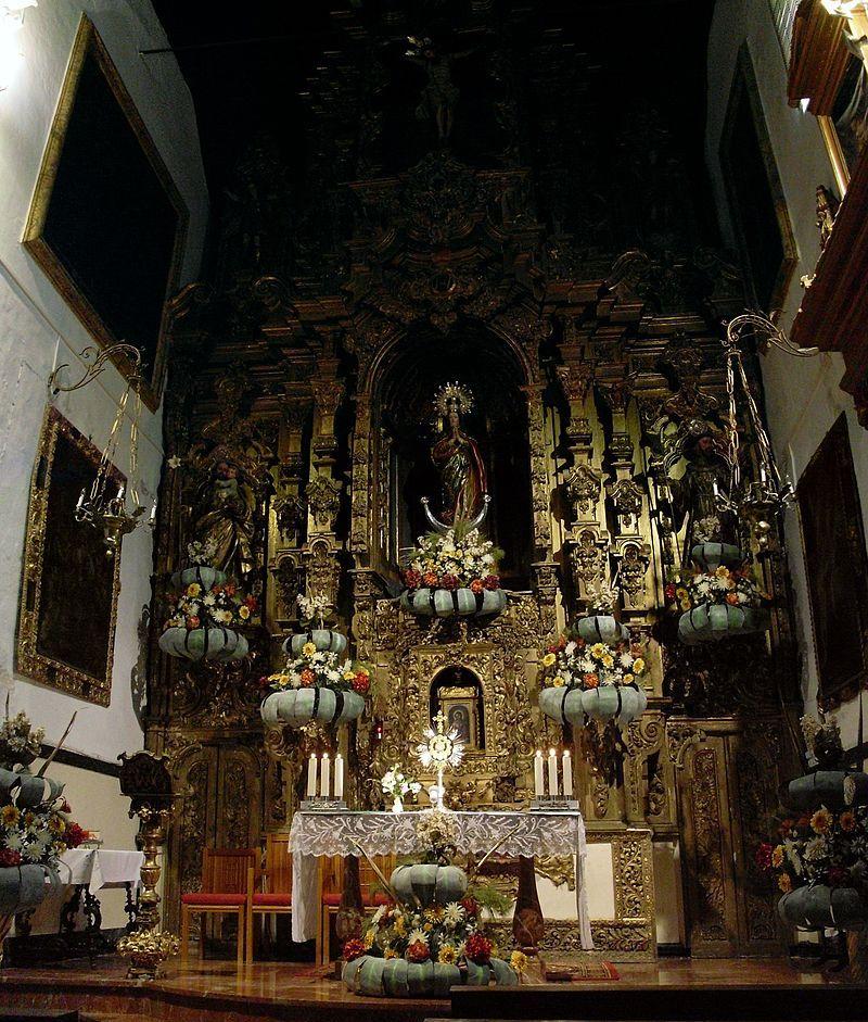 Convento de las Concepcionistas Franciscanas - Las Marroquíes