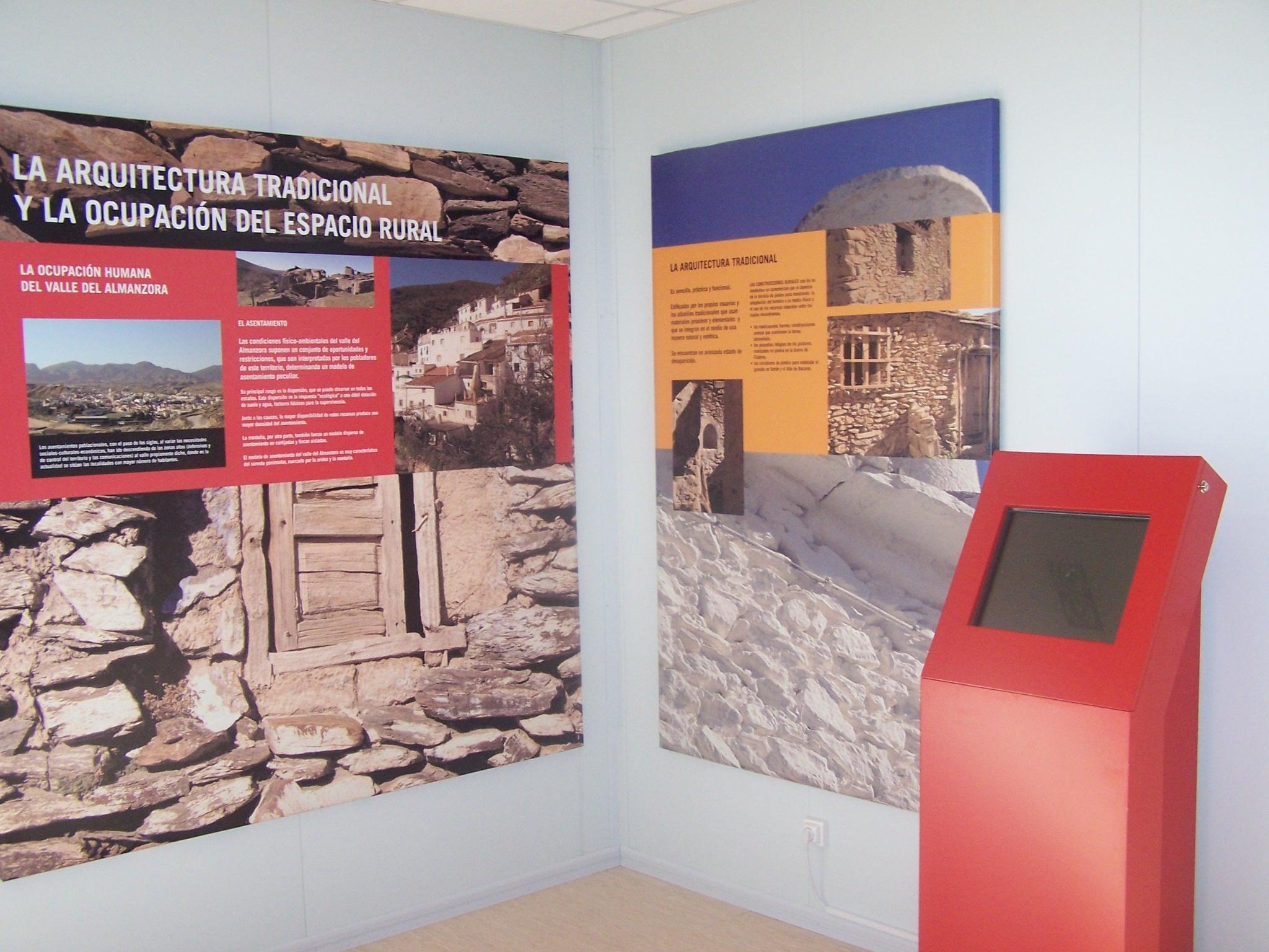 Centro de Interpretación Valle de Almanzora Fuego