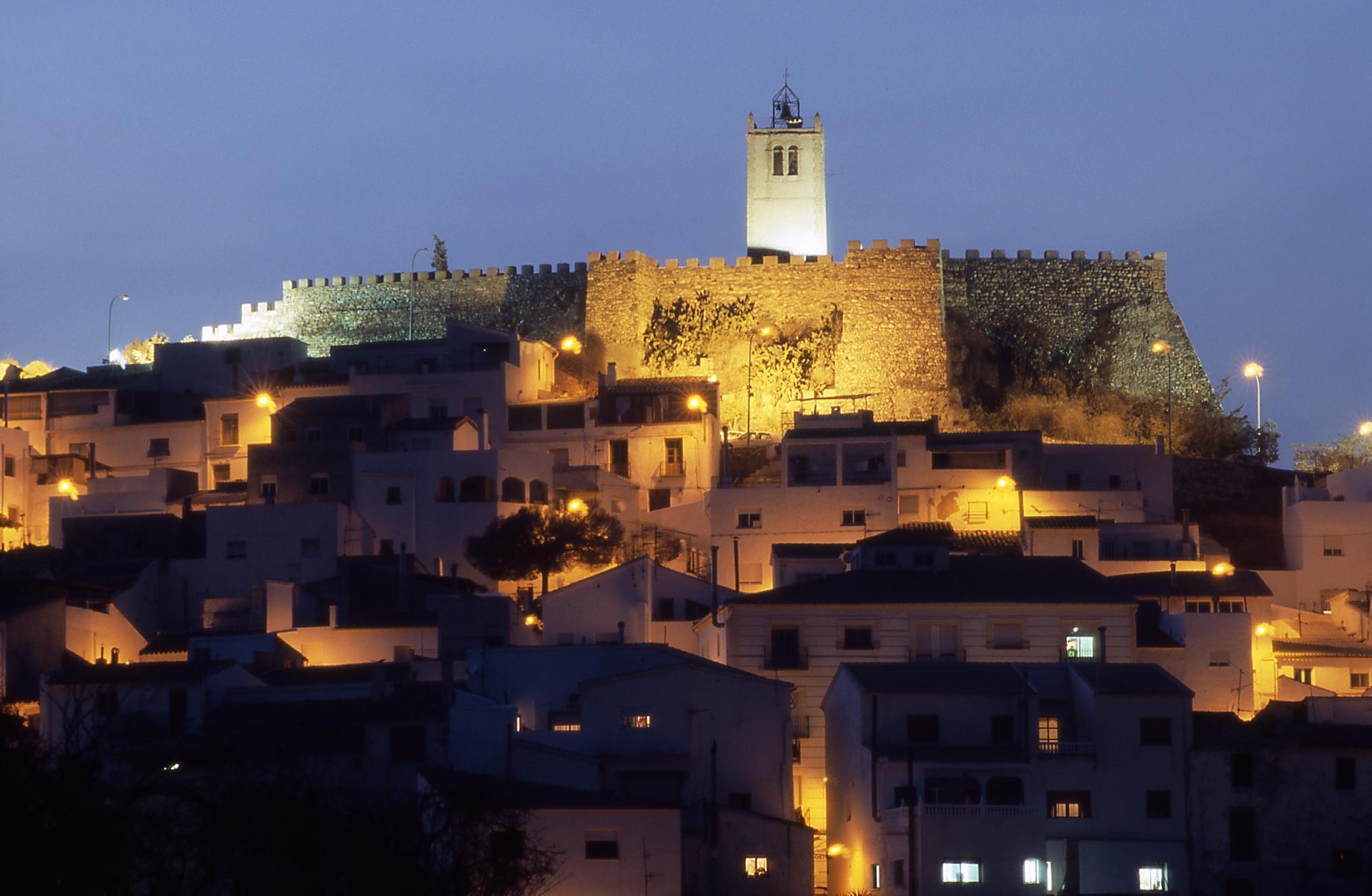 Castillo de Serón