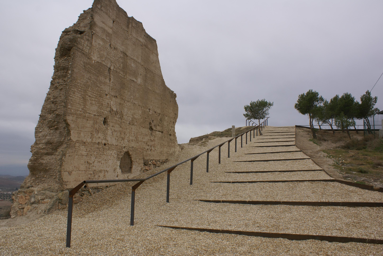 Castillo de Oria - Vestigios