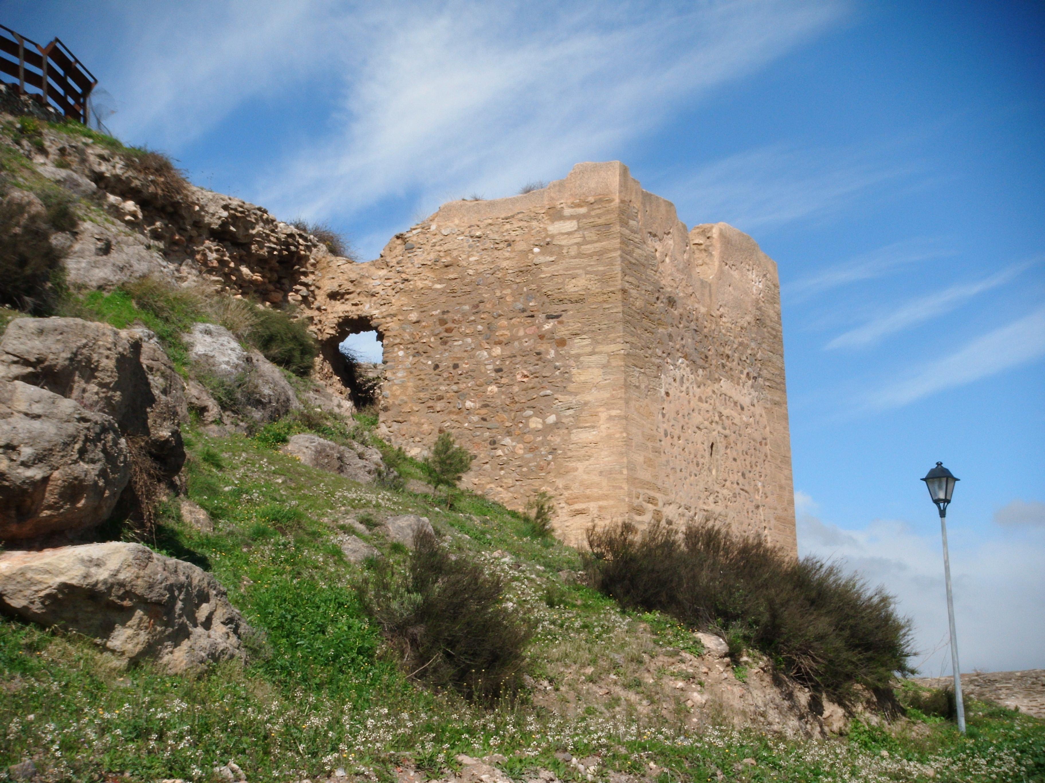 Alcazaba de Purchena - Vestigios