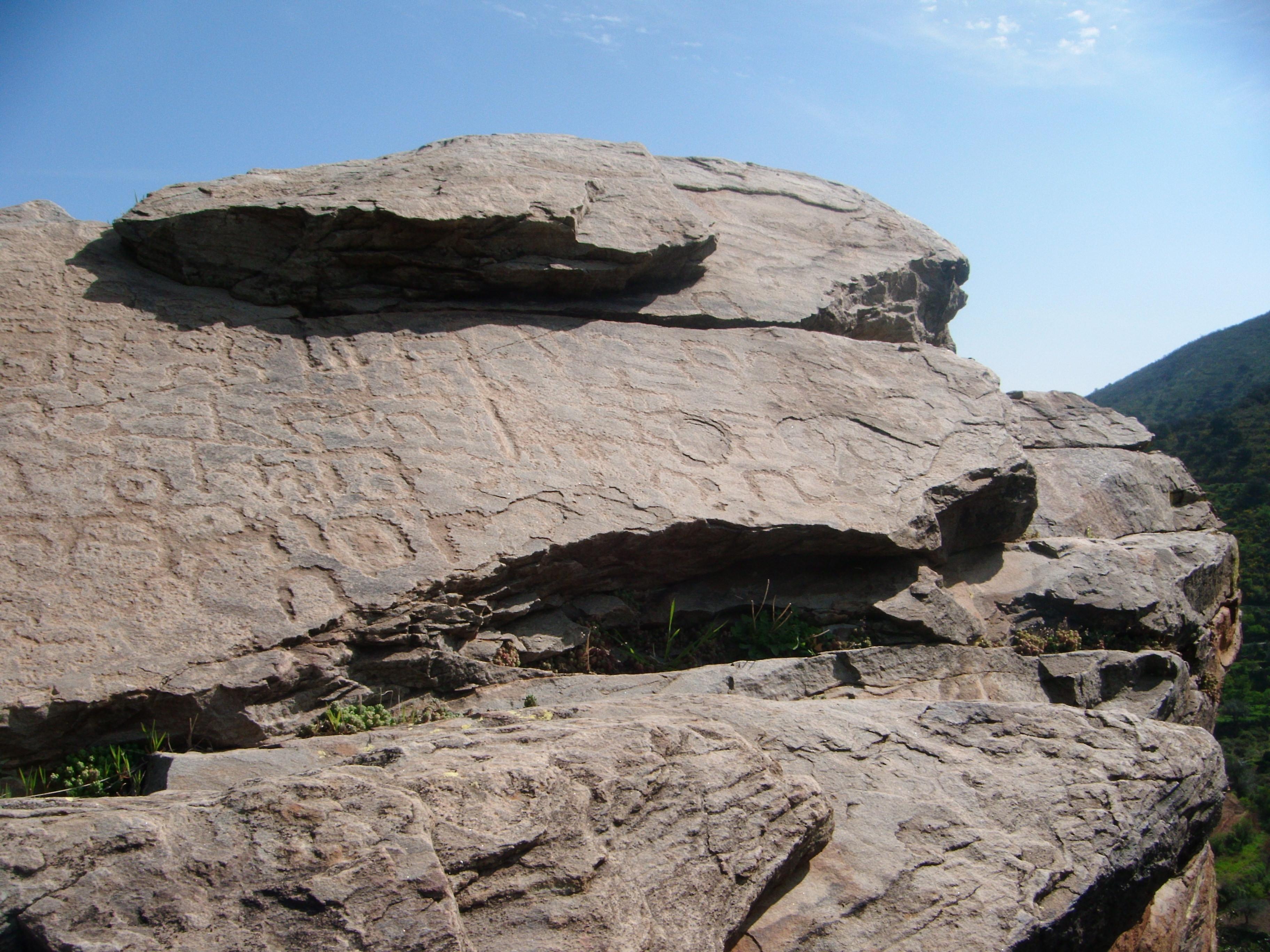 Grabados Rupestres La Piedra Labrá