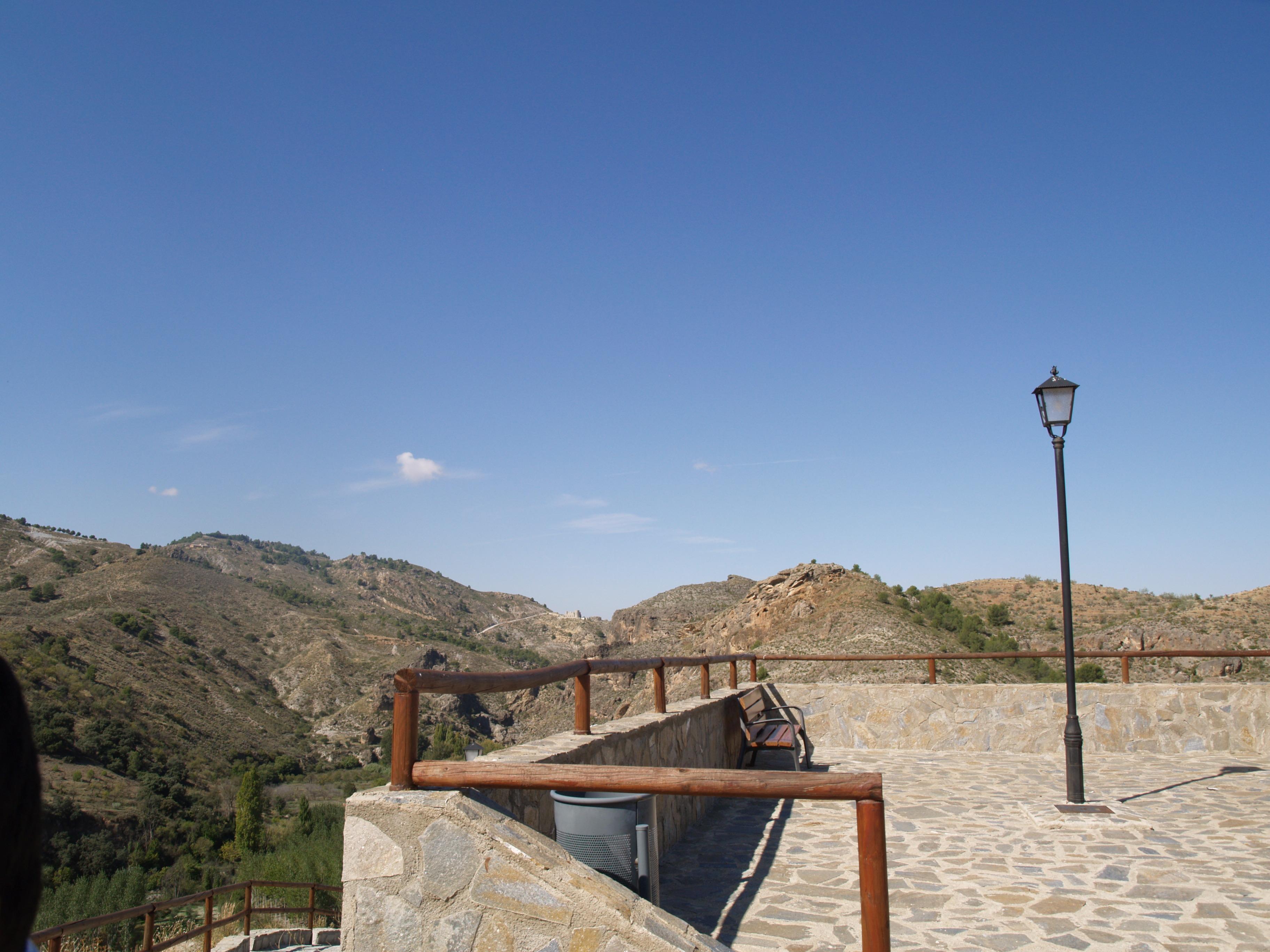Mirador de Bayarque