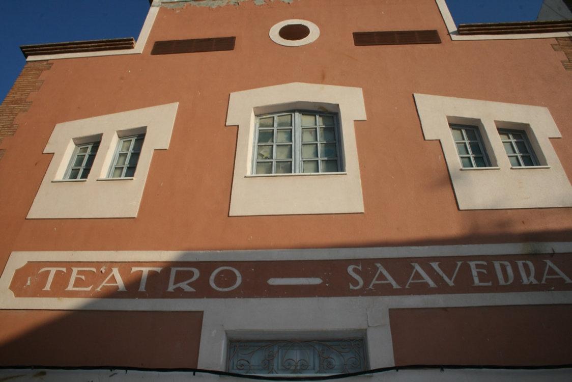 Teatro Saavedra