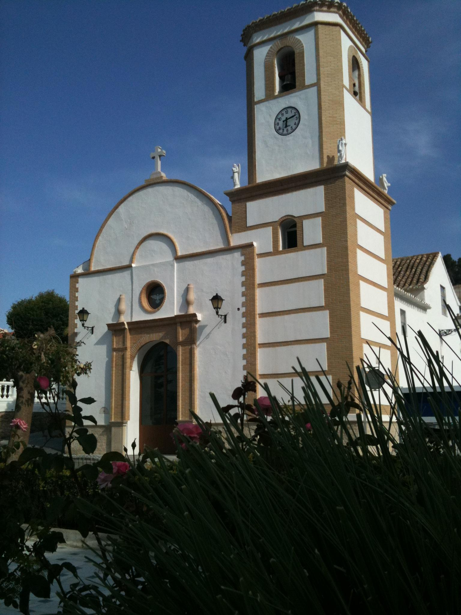 Ermita Santuario de la Virgen del Socorro