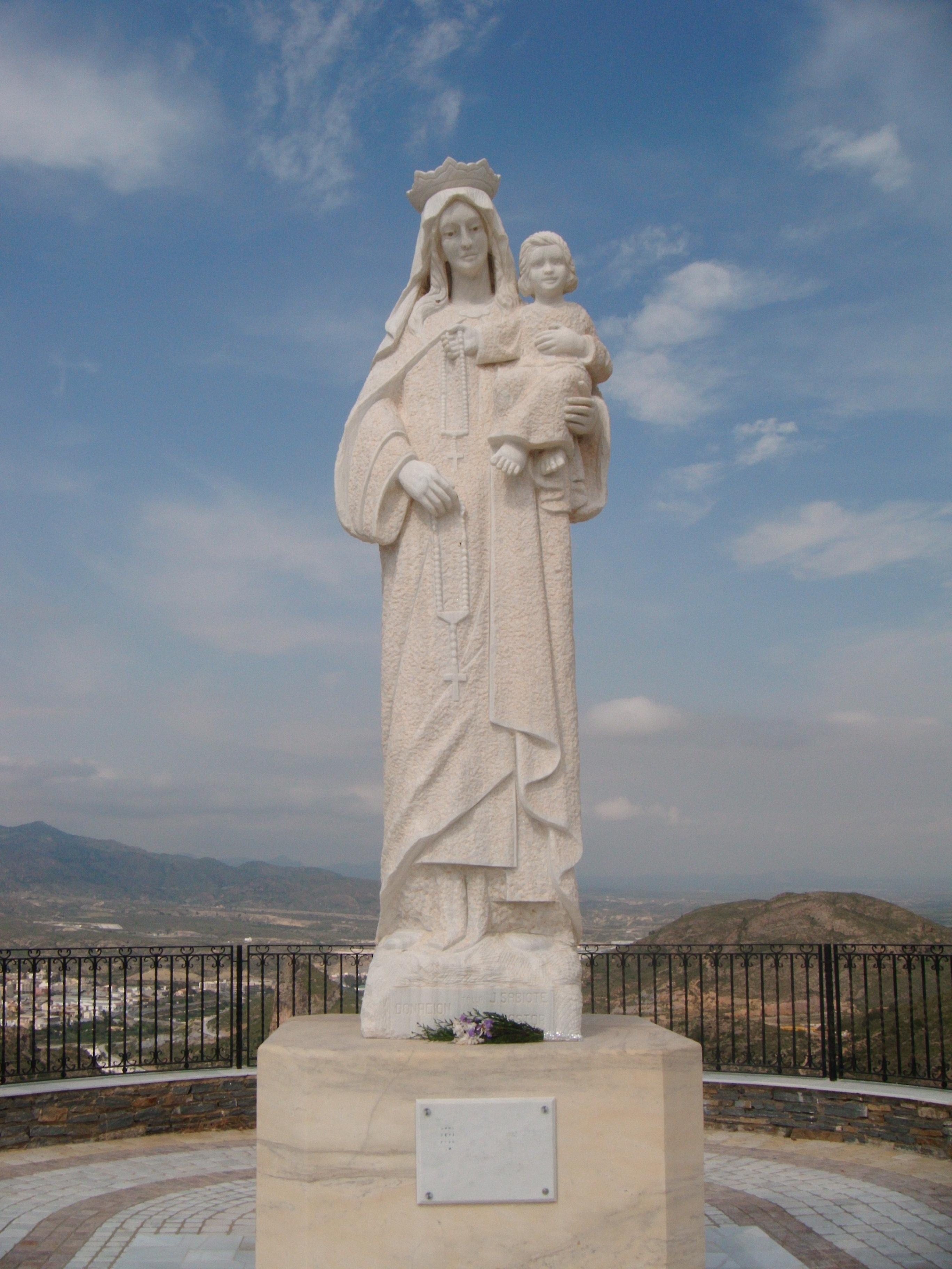 Mirador Virgen del Rosario
