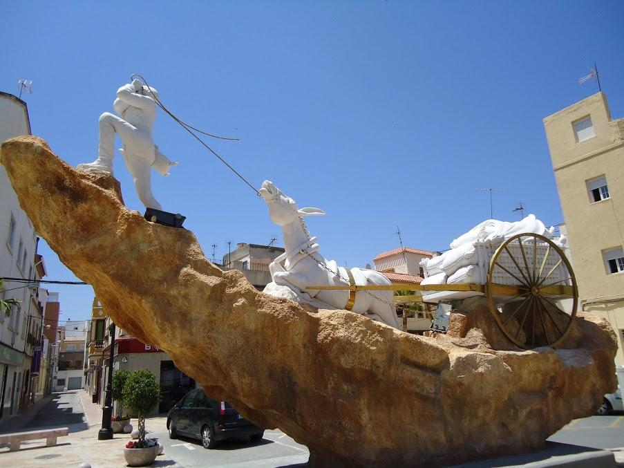 Monumento al Arriero