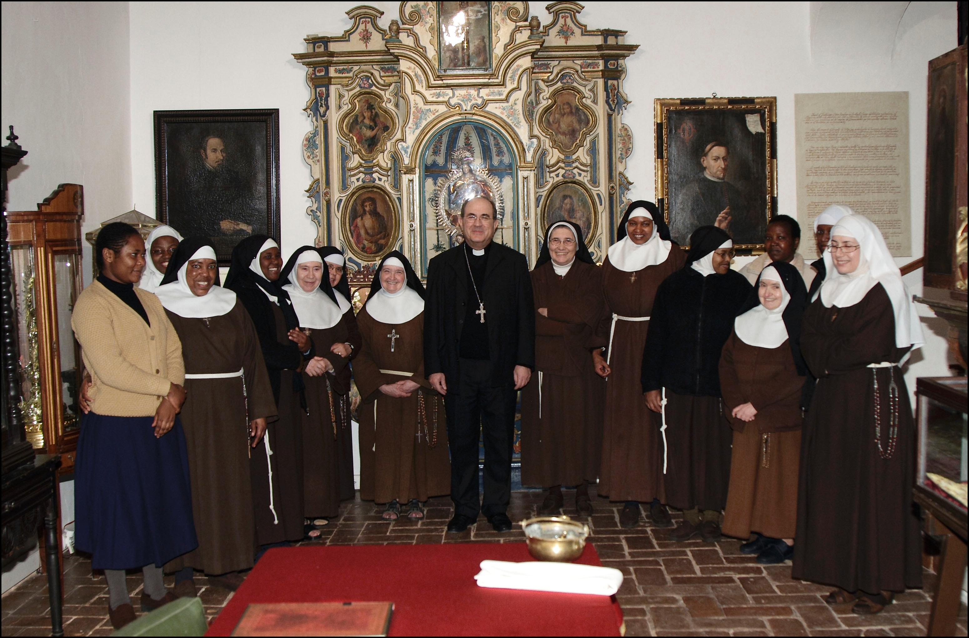 Museo Monasterio de Santa Rosalía