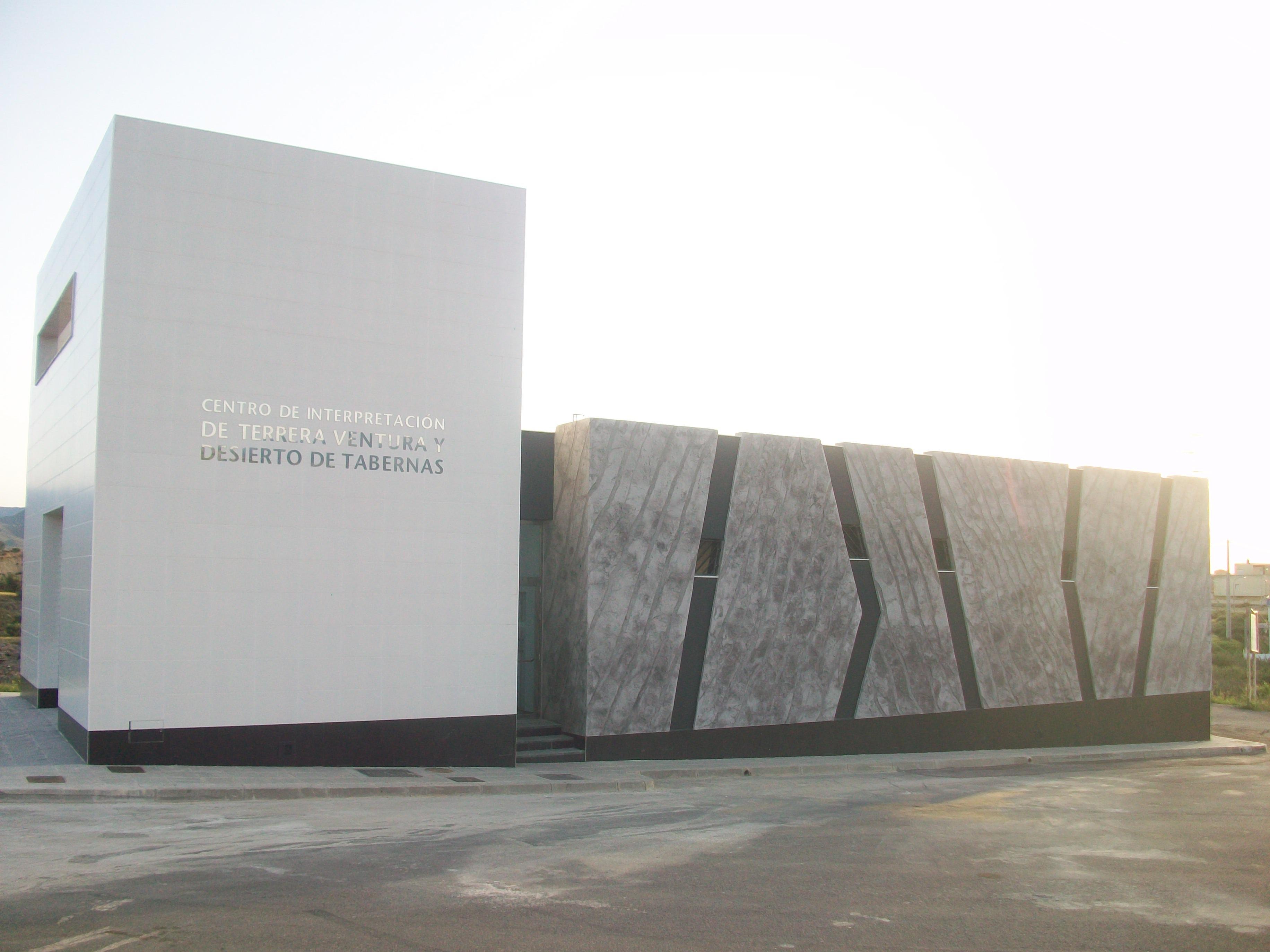 Centro de Interpretación Terrera Ventura y Desierto de Tabernas