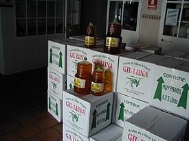 Aceites Gil Luna