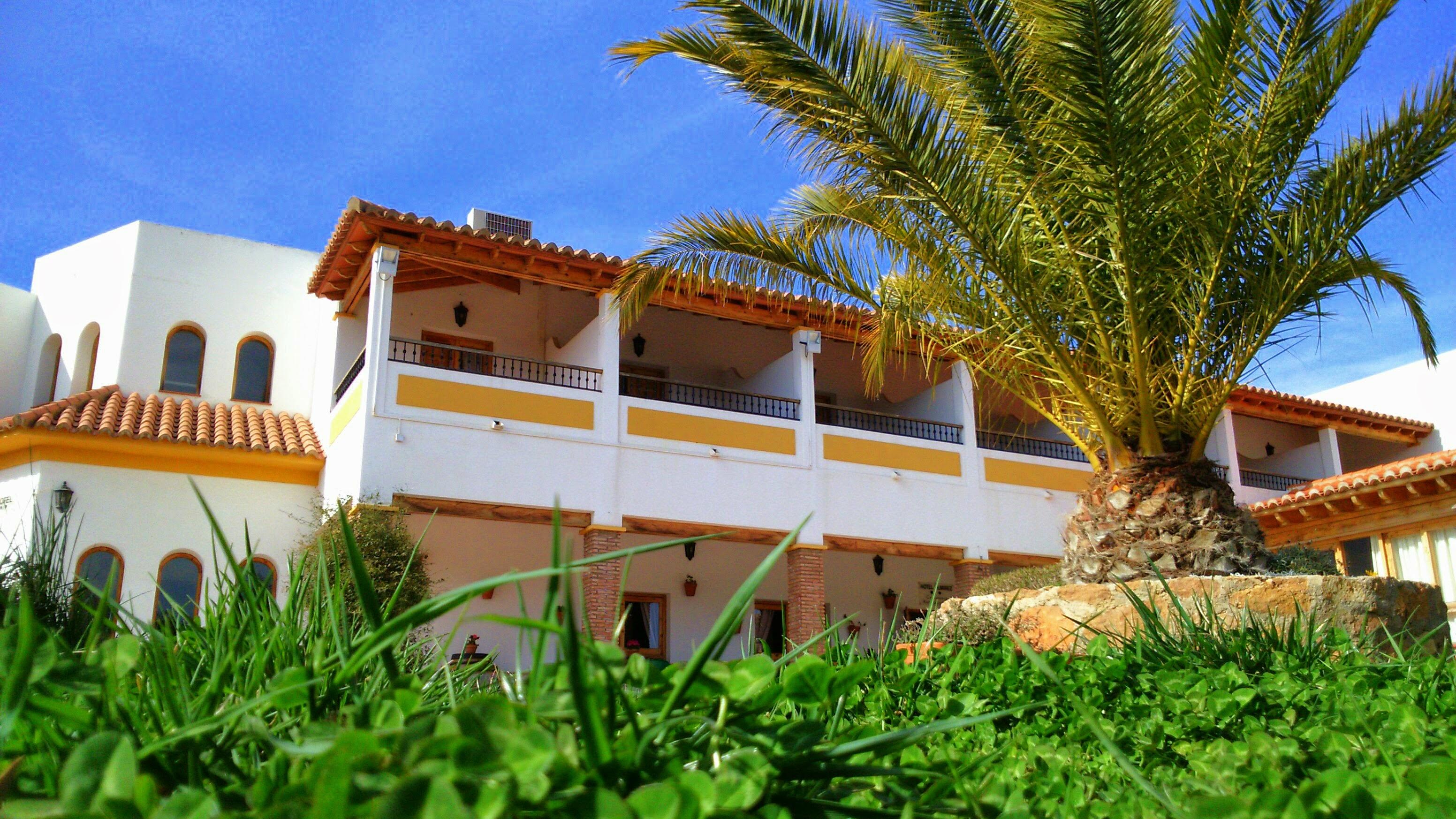 Hotel Rural Almirez