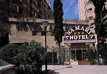 Hotel Ana María