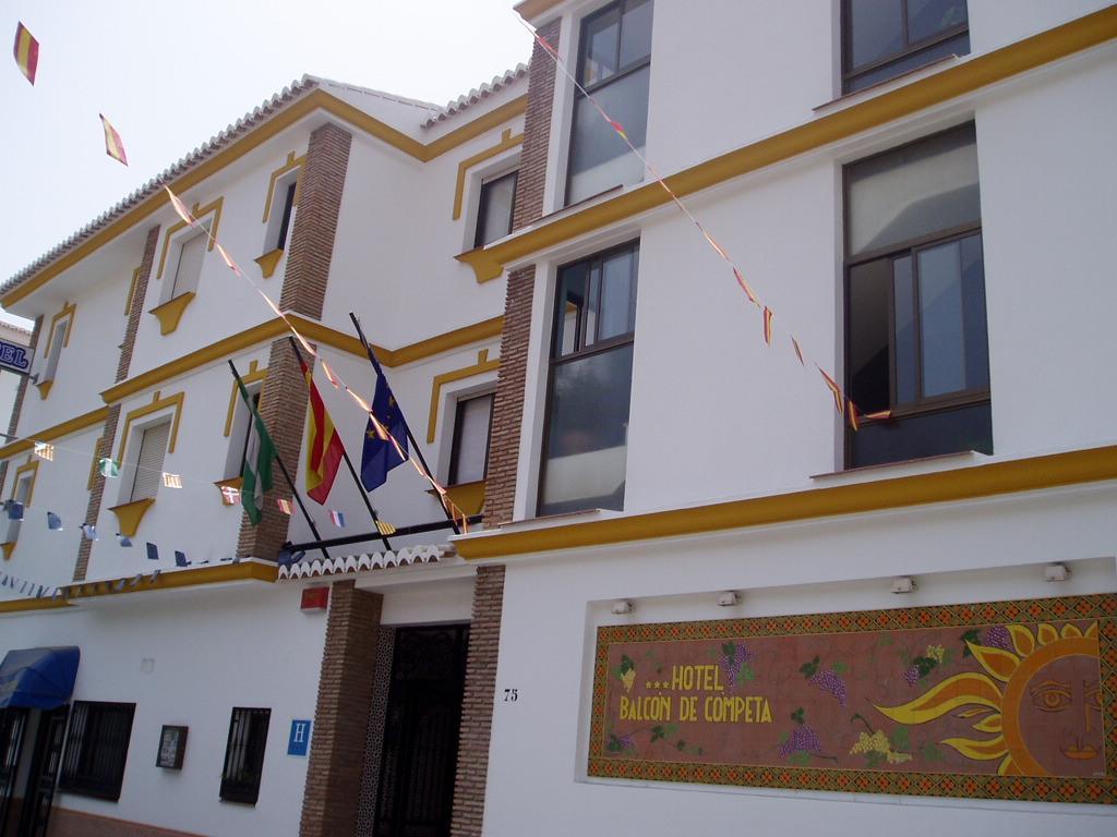 Hotel Balcón de Cómpeta