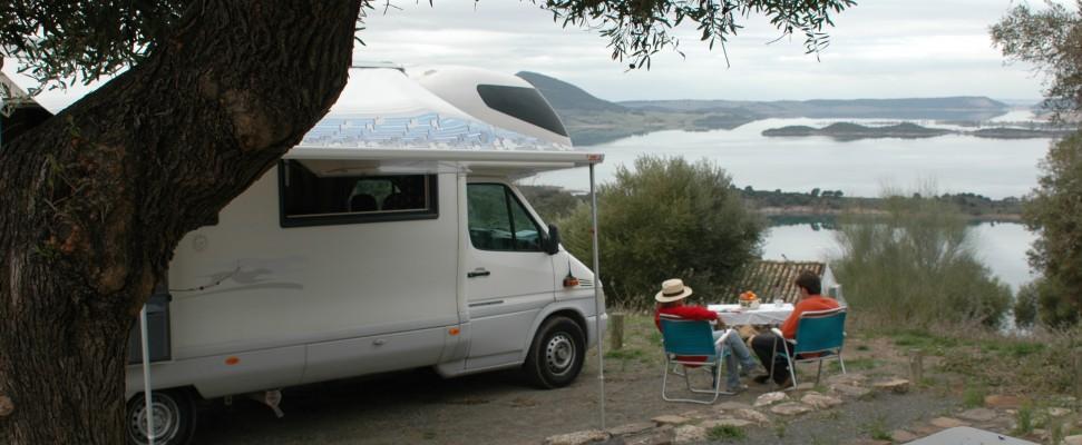 Camping Tajo del Águila