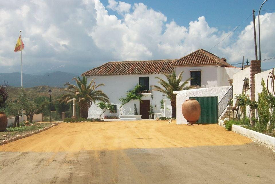Casa Rural Cortijo Almazara de Paulenca