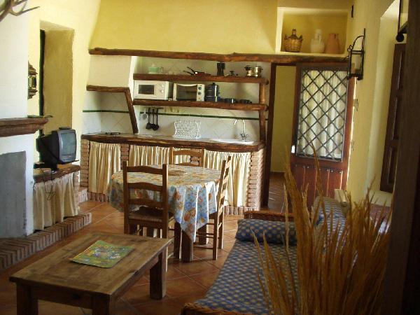 Casa Rural Cortijo Balzaín