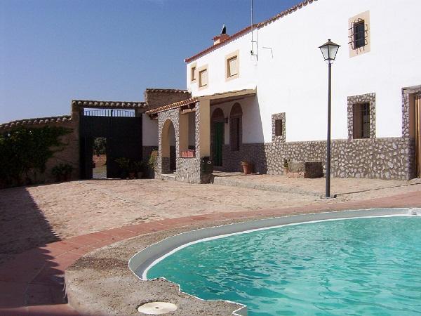 Casa Rural Cortijo Charcollana