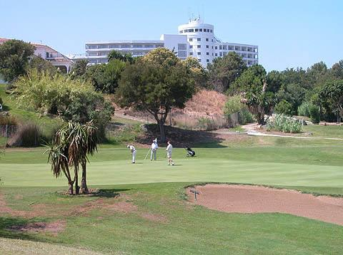 Hotel TRH Paraíso Beach & Golf