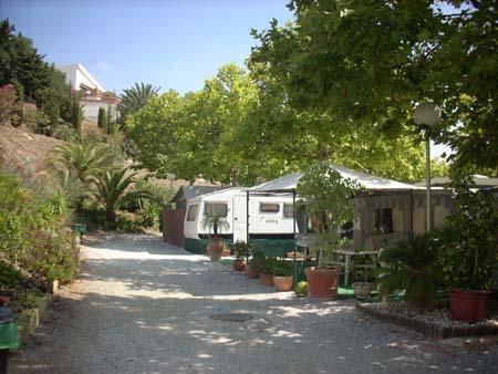 Camping Fuengirola