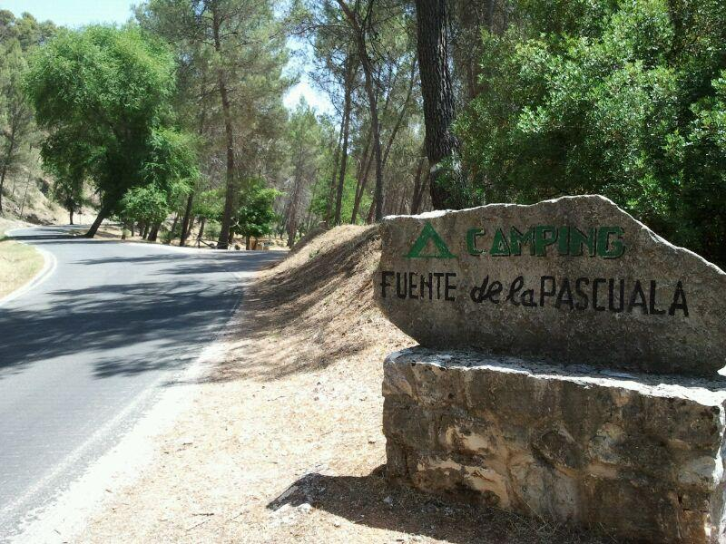 Camping Fuente de la Pascuala