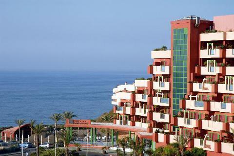 Hotel Apartamento Holiday Palace