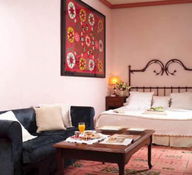 Hotel La Casa Del Maestro Official Andalusia Tourism Website