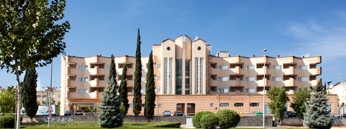 Hotel TRH La Motilla Business & Cultural
