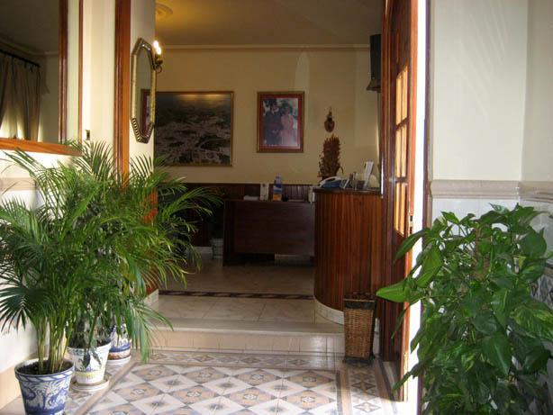 Hotel-Apartamento La Palmera