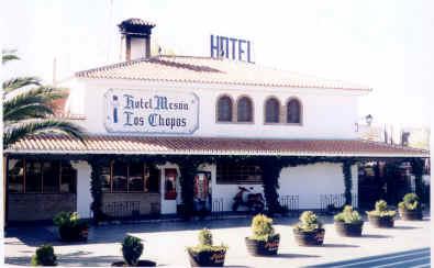 Hotel Los Chopos
